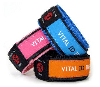 Kids ID armbanden
